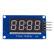Four-digit-display-module-factoryforward