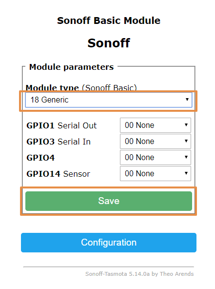 Flashing SONOFF Firmware on NodeMCU - FactoryForward