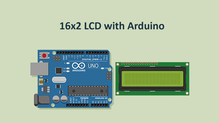 Add 16x2 LCD Display to your Arduino Projects - FactoryForward
