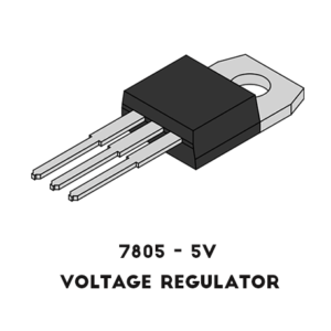 7805-Voltage-Regulator